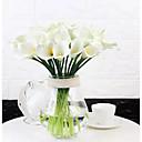رخيصةأون أزهار اصطناعية-الزهور الاصطناعية 12 فرع الكلاسيكية الحديثة المعاصرة أسلوب بسيط زنبق كالا