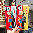 voordelige iPhone-hoesjes-hoesje Voor Apple iPhone 11 / iPhone 11 Pro / iPhone 11 Pro Max Patroon Achterkant Cartoon PC