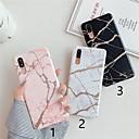 رخيصةأون Huawei أغطية / كفرات-غطاء من أجل Huawei هواوي نوفا 4e / Huawei P20 / Huawei P20 Pro نموذج غطاء خلفي حجر كريم TPU