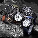 ieftine Ceasuri Bărbați-Bărbați Ceas Militar  Ceas de Mână câmp de ceas Quartz Negru / Alb / Maro Analog Aristo Ceas simplu - Verde Albastru Alb-Negru Un an Durată de Viaţă Baterie / Oțel inoxidabil / SSUO 377