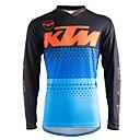 povoljno Motociklističke rukavice-motoristička majica s dugim rukavima motoristički dres brzo sušeće jahanje odijelo odijelo