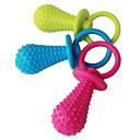 ieftine Jucării Câini-Jucării de Mestecat Jucării Cățel Animale de Companie  Jucarii 1 buc Durabil Cauciuc Cadou