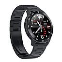 رخيصةأون ساعات الرجال-dmdg smartwatch الفولاذ المقاوم للصدأ اللياقة البدنية تعقب تعقب دعم إعلام / رصد معدل ضربات القلب / ecg لسامسونج / فون / هواتف أندرويد