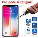 olcso iPhone SE/5s/5c/5 képernyővédő fóliák-9 órás edzett üveg iphone 6 6s 7 8 plusz x xr xs max 11 11 pro képernyővédő üveg