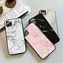 رخيصةأون واقيات شاشات أيفون 7 بلس-غطاء من أجل Apple اي فون 11 / iPhone 11 Pro / iPhone 11 Pro Max ضد الصدمات غطاء خلفي حجر كريم TPU