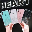 povoljno iPhone maske-Θήκη Za Apple iPhone 11 / iPhone 11 Pro / iPhone 11 Pro Max Prozirno / Uzorak / Šljokice Stražnja maska Šljokice TPU