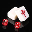 ieftine Jocuri de Masă-Jocuri de masă Mahjong Profesional Mărime Mare Plastic Pentru copii Adulți Unisex Băieți Fete Jucarii Cadou