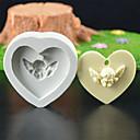 povoljno Pribor za pečenje i gadgeti-1pc silika gel New Design 3D likovi Lijep Multifunkcionalni Za posuđe za kuhanje za tortu Krug Torte za kalupe Bakeware alati
