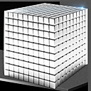 ieftine Pânză Pescuit-1000 pcs 5mm Jucării Magnet bile magnetice Jucării Magnet Lego Super Strong pământuri rare magneți Magnet Neodymium Magnetic Formă pătrată Stres și anxietate relief Birouri pentru birou Amelioreaz
