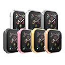 voordelige Smartwatch-hoezen-hoesjes voor Apple Watch Series 5 / Apple Watch Series 4 / Apple Watch Series 4/3/2/1 TPU compatibiliteit Apple