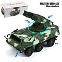ieftine Breloc-Metalic Rezervor Vehicul cu rachete Toy Trucks & Vehicule de constructii Jucării pentru mașini Vehicul cu Tragere Pentru copii Jucării auto