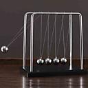 povoljno Ukrasne figurice-Newtonova njihala Antistresne igračke Poučna igračka Vrsta gravitacije Metalni ukras Stres i anksioznost reljef Dječji Dječaci Djevojčice Igračke za kućne ljubimce Poklon 1 pcs