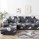 halpa Irtopäälliset-iso painettu sohvapeite joustavalla sohvalla päällystetty sohvapeite 3 tyynysohvalle yhdellä ilmaisella tyynyliinalla