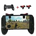 ieftine Accesorii Smartphone Game-Controller de jocuri mobile chei de tragere sensibile cheie l1r1 declanșatoare de jocuri pentru pubg / cuțite / reguli supraviețuirea suporturi 4.7-6.4 inche