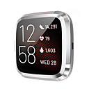 voordelige Smartwatch-hoezen-gevallen voor fitbit versa 2 tpu compatibiliteit fitbit