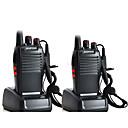 povoljno Waljkie talky uređaji-2pcs izvorni baofeng bf-777s walkie talkie primopredajnik uhf intercom pofung 777s dvosmjerni radio ručni cb radio sa slušalicama