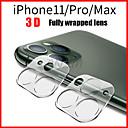 رخيصةأون أغطية أيفون-1PCS فيلم شفافة تماما لفون 11 3D الغطاء الخلفي كامل عدسة الكاميرا حامي الشاشة لفون 11 الموالية ماكس حالة الزجاج المقسى