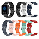 povoljno Remenje za Xiaomi satove-traka za sat za mi sat xiaomi klasična kopča sa silikonskim trakom za ručne zglobove