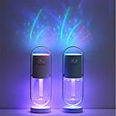 ieftine Ceasuri Bărbați-umidificator electric de aer cu ulei esențial ultrasonic moduri de aromaterapie ușoară noapte
