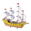 povoljno Odvijači i setovi odvijača-Drvene puzzle Drveni modeli Brod Stručni Razina Drvo 1 pcs Dječji Odrasli Dječaci Djevojčice Igračke za kućne ljubimce Poklon