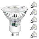 ieftine Spoturi LED-6pcs lumină led bec luminos spot 5w cob gu10 /gu5.3(mr16) led spot 220v pentru acasă lampada lampă de sticlă
