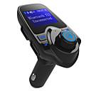 ieftine Încărcătoare auto-cald vânzare bluetooth suport transmițător FM carte de tf u încărcător auto disc
