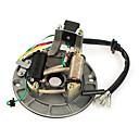 ieftine Părți Motociclete & ATV-placă stator magneto cu aprindere pentru motocicleta Honda JH70 50-125cc murdărie bicicletă atv go kart