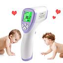povoljno Elektronika za osobnu njegu-na lageru infracrveni beskontaktni termometar digitalno mjerenje temperature lcd ir infracrveni ručni termometar čelo termometar tijela za odrasle bebe