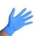povoljno Elektronika za osobnu njegu-Jednostavne rukavice za jednokratnu upotrebu bakterije kontroliraju medicinske rukavice otporne na prašinu za čišćenje plavih