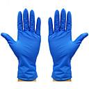 povoljno Elektronika za osobnu njegu-100pcs sigurnosne rukavice za sigurnost na radnom mjestu gumene rukavice nitrilne rukavice plave rukavice
