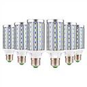 povoljno LED klipaste žarulje-YWXLIGHT® 6kom 25 W LED klipaste žarulje 1400 lm E26 / E27 T 72 LED zrnca SMD 5730 Ukrasno Toplo bijelo Hladno bijelo 85-265 V