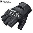 Недорогие Мотоциклетные перчатки-ghost racing мотоциклетные перчатки мужские и женские летние гонки езда по бездорожью дышащий профессиональный мотоцикл пол-пальца