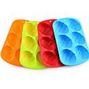 ieftine Ustensile & Gadget-uri de Copt-ouă de Paște 1 buc bucătărie din silicon formate unelte de coacere