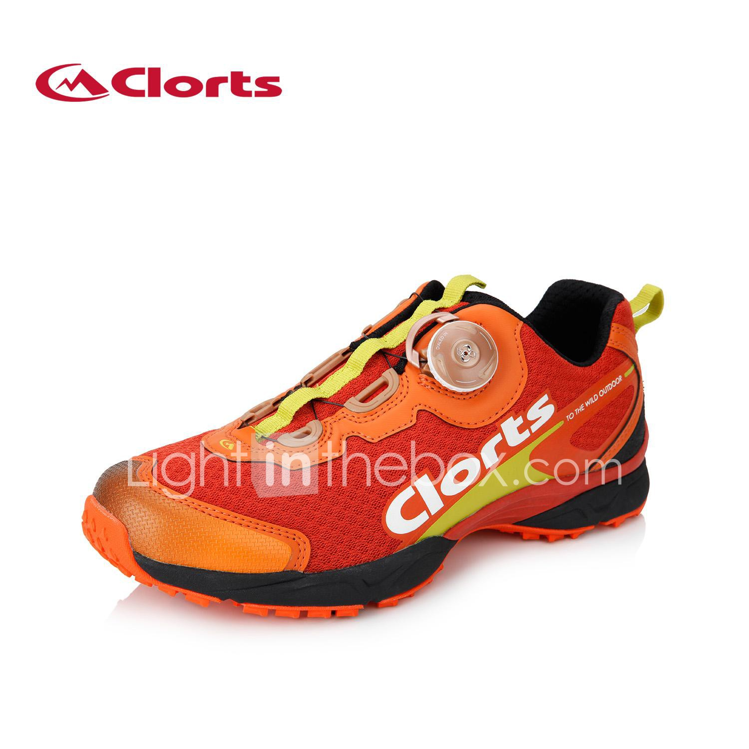 clorts hombres 2015 trail running zapatos deportivos zapatos