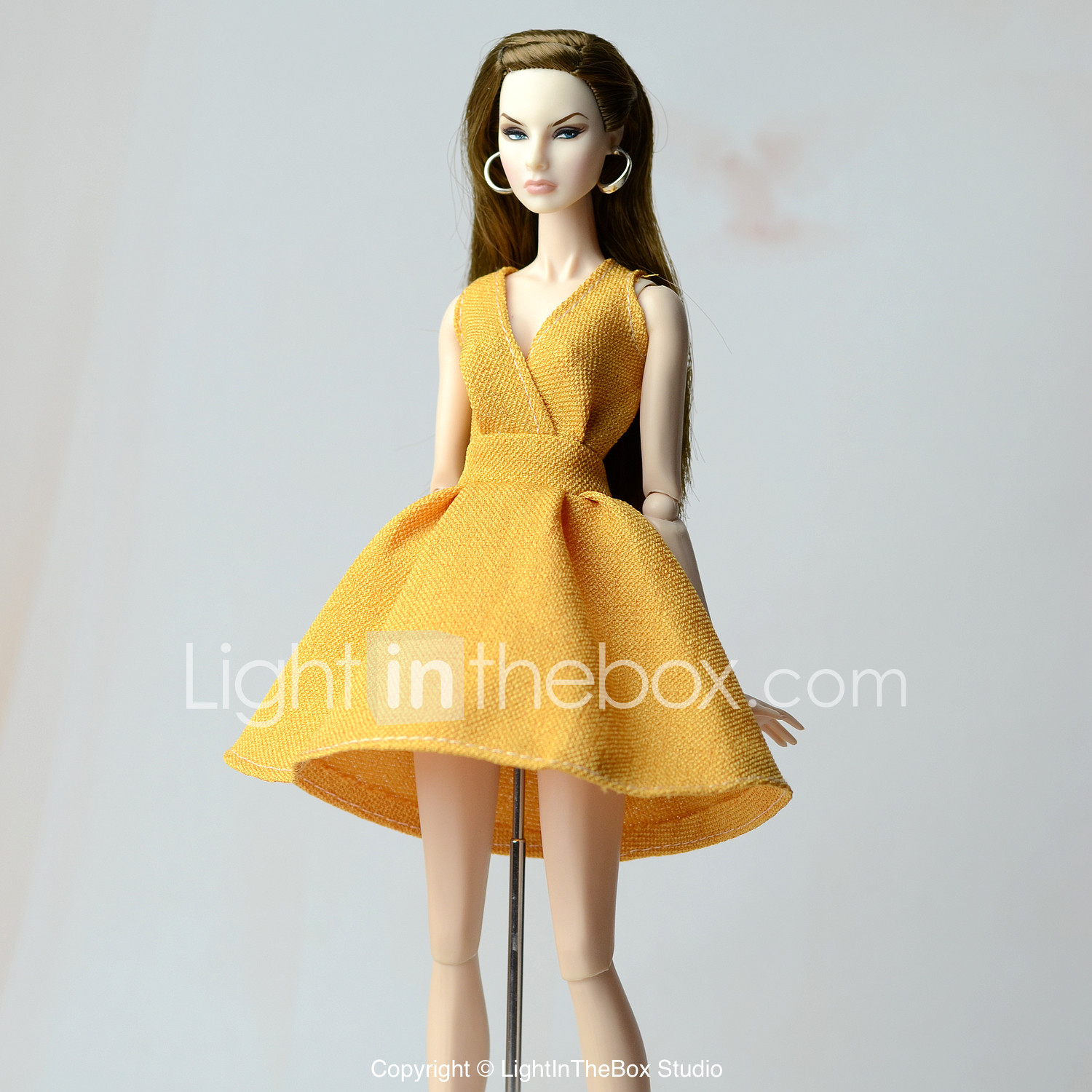 Doll Dress Set 8 Dress Night out Cocktail Fashion Dresses for 11.5 inches Doll