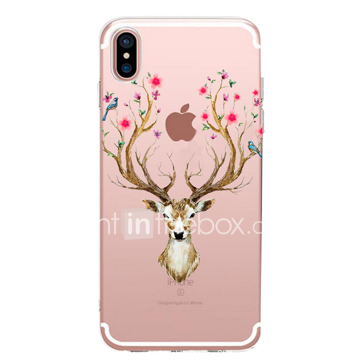 Case For Apple Iphone Xs Iphone Xr Iphone Xs Max Transparent