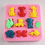 cheap -Novelty For Chocolate For Cake Silicone Cake Molds