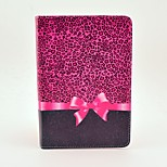 cheap -Case For Apple iPad mini 4 iPad Mini 3/2/1 with Stand Flip Pattern Auto Sleep/Wake Up Full Body Cases Leopard Print Hard PU Leather for