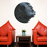 cheap -Cartoon / Fantasy / 3D Wall Stickers Plane Wall Stickers Decorative Wall Stickers,PVC Material Re-Positionable Home Decoration Wall Decal