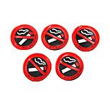Недорогие -5 шт мягкого пластика не курить знак стены окна автомобиля наклейку деколь