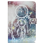 cheap -Case For Apple Universal iPad 10.5 iPad (2017) Wallet with Stand Flip Pattern Auto Sleep/Wake Up Full Body Cases Dream Catcher Hard PU