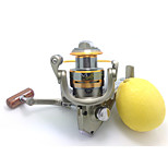 5.1:1 High Quality 1000 Size Carp Fishing Reel Freshwater Fishing Reel Spinning Reels
