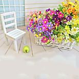 Недорогие -1 Филиал Другое Ромашки Букеты на стол Искусственные Цветы