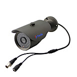 YanSe® CCTV Surveillance Weatherproof 3.6mm Lens IR Cut Security Camera - 36PCS Infrared LEDs