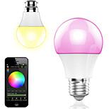 4.5w смарт-приложение управления беспроводной Bluetooth привело rgb лампа / свет 1шт