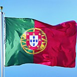 cheap -150X90Cm Portugal Flag 3X5Ft Portugal Country Flag National Flag Portuguese Flag (Without flagpole)