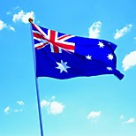 cheap -90X150Cm Large Australia Flag Polyester The Aussie National Banner Home Decor