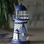 Недорогие -1pc металлический европейский стиль средиземноморский для украшения, подарки декоративные предметы украшения дома