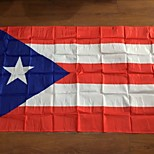 cheap -Puerto Rico Flag 3Ftx5Ft Activities To Commemorate The Quality Polyester Decorative Flags (Without flagpole)