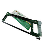 GJJ008 Aluminum Square Tube Hacksaw Frame Woodworking Hand Saws Bow Saws